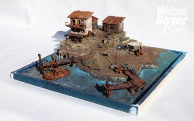 Naturhafenplatte